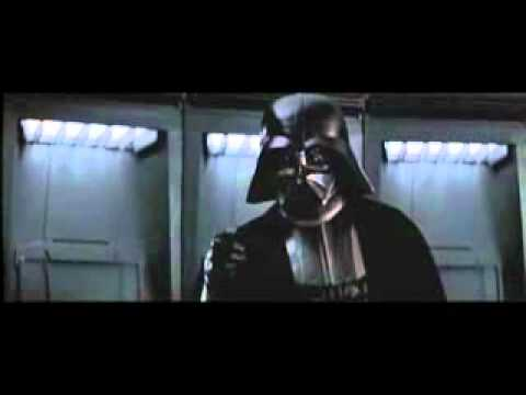 Darth Vader Hates Cell Phones